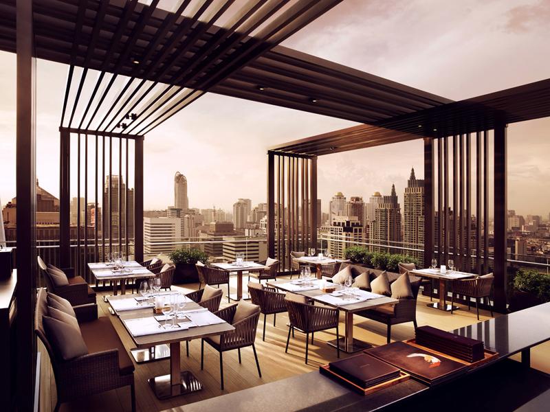 Mindful Luxury – The Okra Prestige Bangkok Hotel
