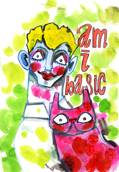 Bas Kosters' Column 31: Am I Basic