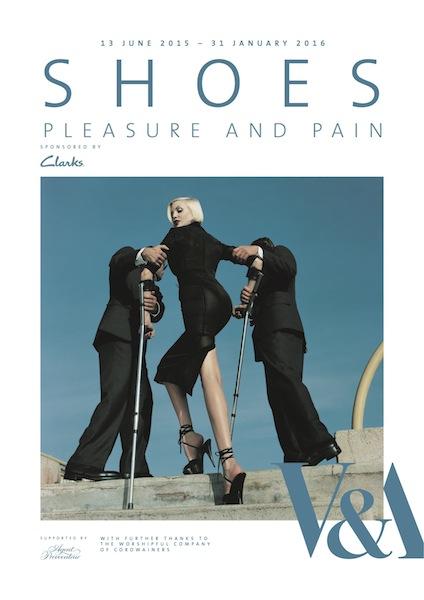 Shoes : Pleasure & Pain – Exhibition at V&A
