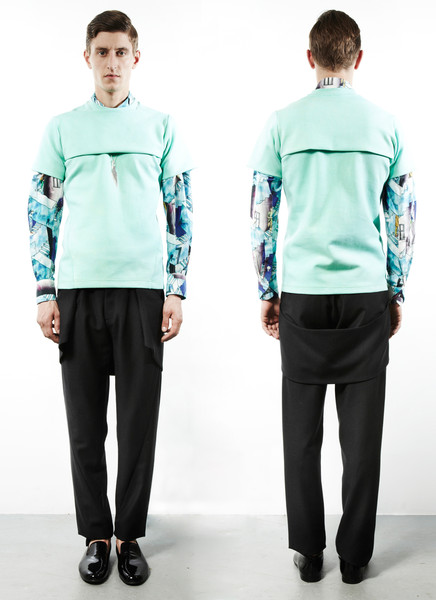 Label of The Day – Beau Homme