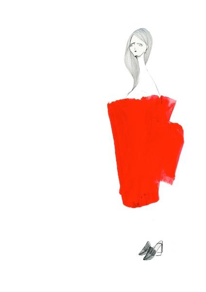 Draw Fashion: Midori Nohara