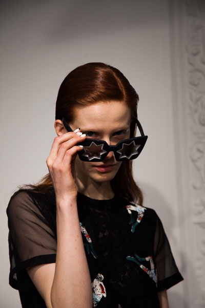 Label of The Day – Markus Lupfer S/S 2016