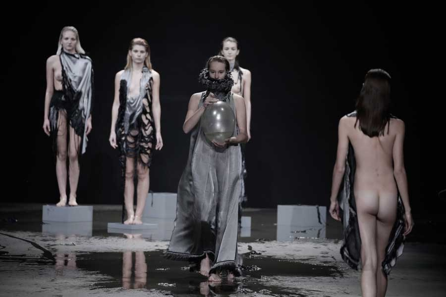 Nude Fashion Videos 35