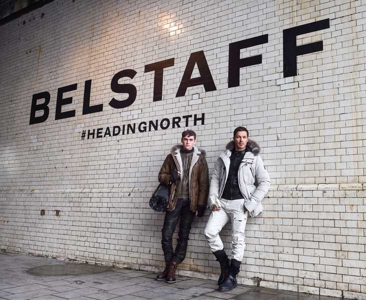 Belstaff Men A/W 2016